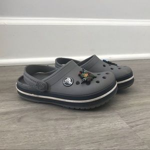 Toddler Crocs w/ charms